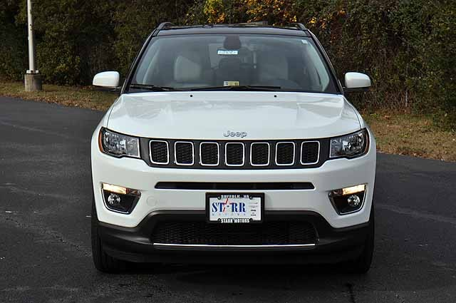 New 2018 Jeep Compass Limited Sport Utility In Suffolk
